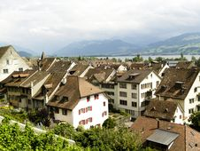 Free Rapperswil Royalty Free Stock Image - 3804926