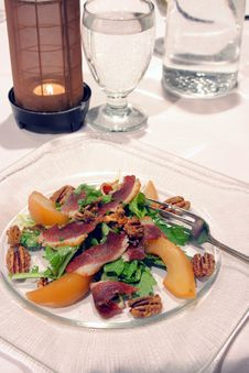 Free Duck Salad Stock Photos - 3806033