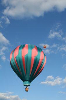 Free Hot Air Balloons Stock Photo - 3806450