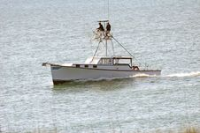 Free Fishing Boat Stock Images - 3806704