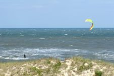 Free Kite Surfer Stock Photos - 3806713