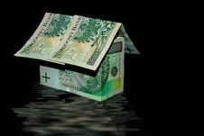 Free Money House Stock Photo - 3806930