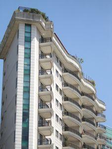 Free Modern Building Stock Image - 3807161