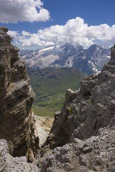 Free Beautiful Summer Mountain Landscape Stock Photos - 3807583