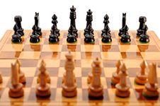 Free White Begin Royalty Free Stock Image - 3807626