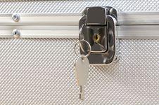 Keys In Locker Stock Photo