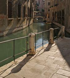 Free Venice Back Street Stock Photo - 3807900