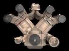 Free Motor Stock Image - 3808051