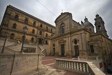 Free Sicilian Church Stock Photo - 3808360