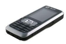 Free Mobile Phone Of Last Generation Stock Photography - 3808542
