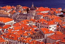 Free Old Town Dubrovnik Stock Images - 3808724