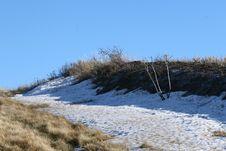 Free Snow Drift Stock Photo - 3809960