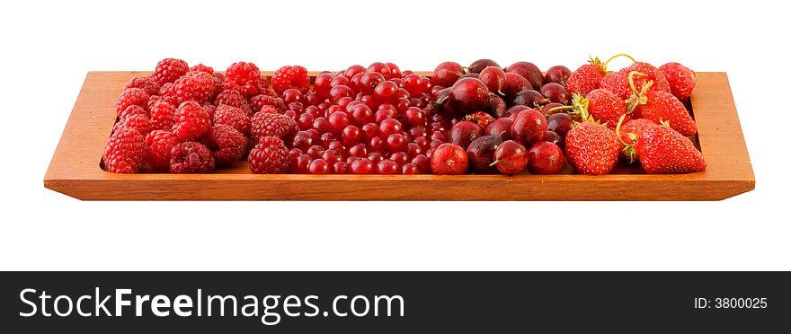 Bowl berries.