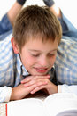 Free Boy Learning On The Floor Stock Photos - 3814483