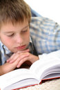 Free Boy Learning On The Floor Stock Photos - 3814493