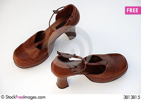 Womens Brown Dress Shoes - Free Stock Photos & Images - 3813815 ...