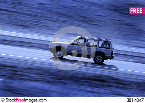 Free Driving Royalty Free Stock Photography - 3814847