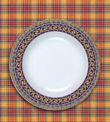 Free Dish Royalty Free Stock Photos - 3810888