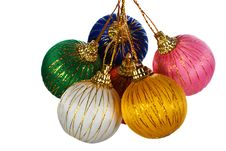 Free Christmas Decorations Royalty Free Stock Image - 3811936