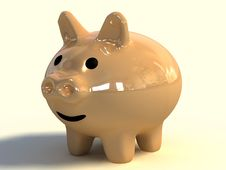 Free Piggy Bank Stock Images - 3812164