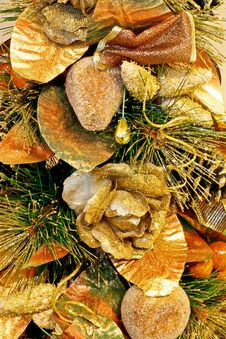 Christmas Close Up Stock Photography