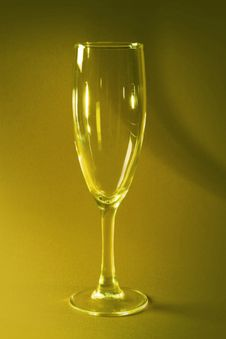 Free Yellow Glass Stock Photography - 3813812