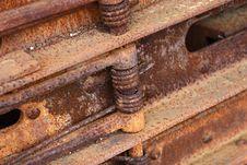 Free Old Machine Part Stock Image - 3814321