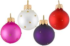 Free Christmas Balls Royalty Free Stock Photography - 3814387