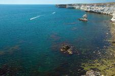 Coastline Cliffs Stock Images