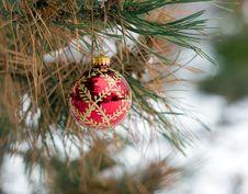 Free Christmas Ornament Stock Image - 3814851