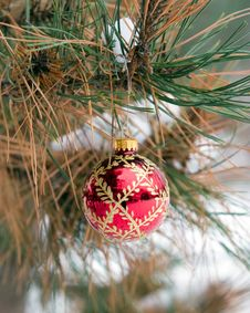 Free Christmas Ornament Stock Images - 3814934
