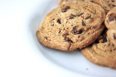 Free Cookies Close Up Stock Photo - 3816460