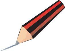 Free Pencil Drawing Royalty Free Stock Photos - 3816808