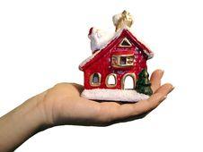 Free Santa House Stock Photos - 3816943