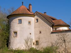 Free Castle In Wadendorf Stock Images - 3817134