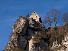 Free Castle In Pottenstein Stock Photography - 3817142