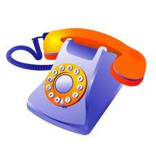 Free Classic Telephone Stock Photography - 3817752