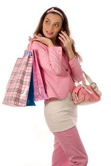 Free Shopping Stock Image - 3818001