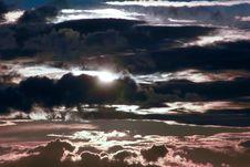 Free Sunset Stock Photography - 3818122