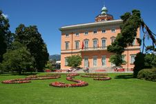 Free City Of Lugano, Switzerland Stock Images - 3818664
