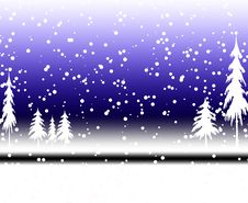Free Winter Background Stock Photography - 3819872