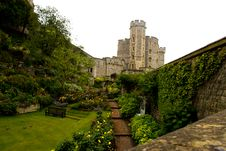 Free Windsor Castle Near London Royalty Free Stock Photography - 38106167