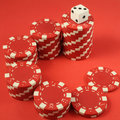 Free Poker Chips Stock Images - 3824764