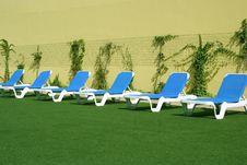 Free Chair Swimmingpool Stock Photos - 3820063