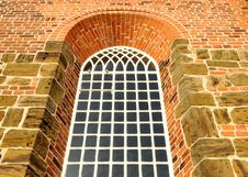 Free Old Church Window Stock Images - 3820104