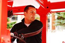 Free Heavy Machinery Operator Stock Photos - 3820173