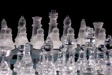 Free Chess Game Royalty Free Stock Images - 3820299