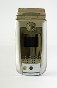 Free Clamshell Phone Royalty Free Stock Photo - 3820535