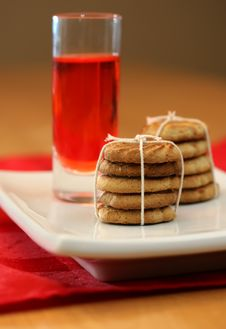 Free Cookies Royalty Free Stock Photography - 3820567