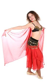 Free Bellydance Stock Photo - 3821520
